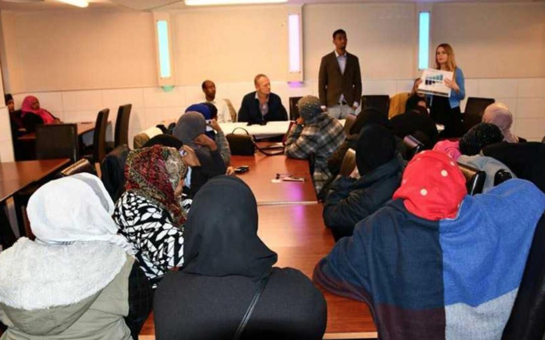 Innlegg på dialogmøte om radikalisering
