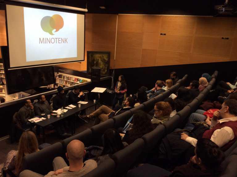 Dialogmøte: «Innvandrermannen» – image og myter