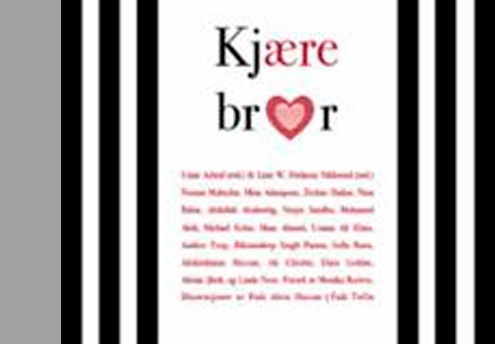 Bok: Kjære bror (2018)