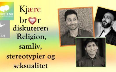 «Religion, samliv, stereotypier og seksualitet»