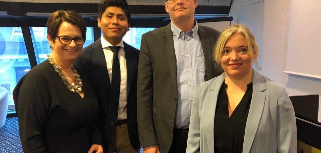 Invitasjon til parlamentspresidentsmøte i anledning Nordisk råd