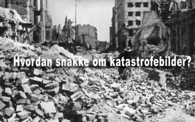 Bergen: Hvordan snakke om katastrofebilder
