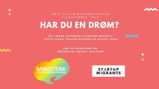Søk Minotenk-skolen 2019 nå!