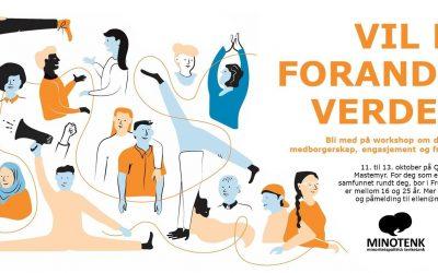 11-13. Oktober: Helgesamling for ungdom fra Fredrikstad (SØK NÅ)!